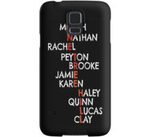 One Tree Hill (Names) - Iphone case  Samsung Galaxy Case/Skin