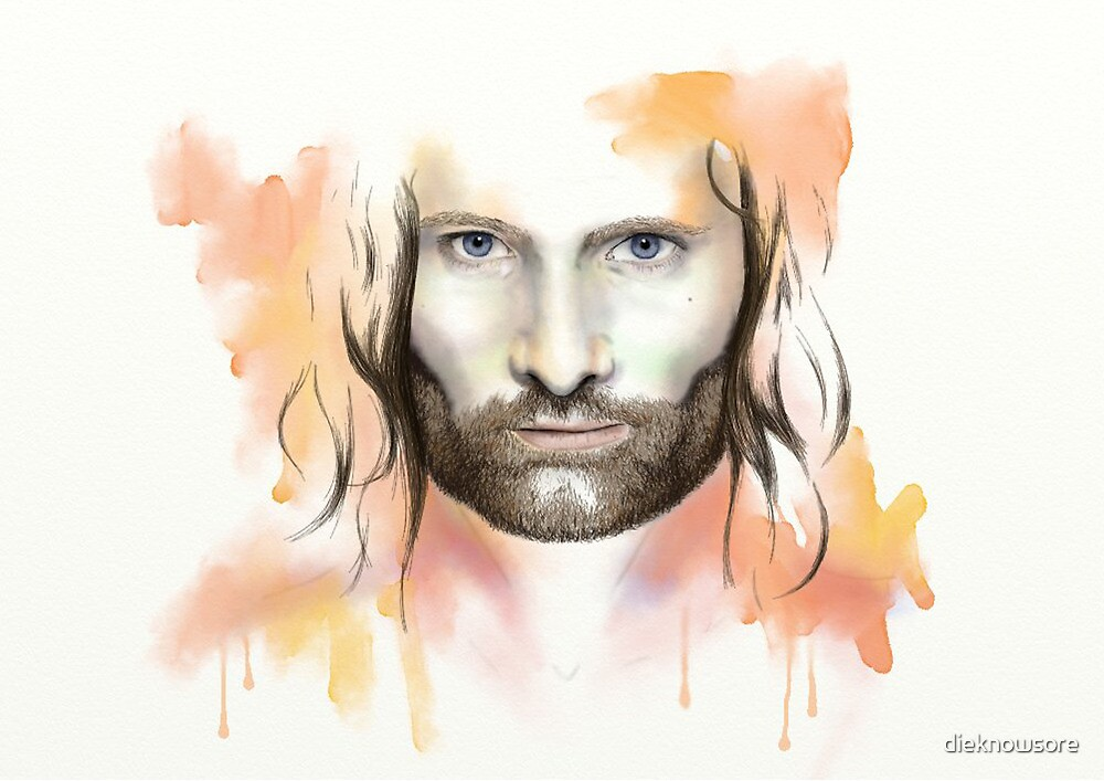 Aragorn. by Hayley Thompson