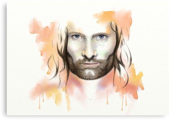 Aragorn. by Hayley Thompson