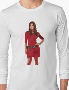 Oswin, The Impossible Girl Long Sleeve T-Shirt