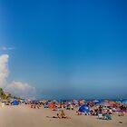 Beautiful Beach, Big Sky by Adam Northam