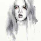 Nosebleed. by Hayley Thompson