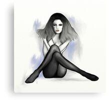 Brigitte Bardot. Canvas Print