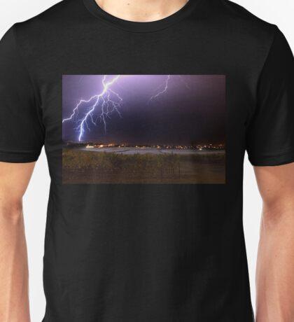 Striking Casmalia Hills Unisex T-Shirt