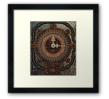 Time Deprives All But Memories Framed Print