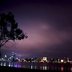 Perth City Lights by bexish