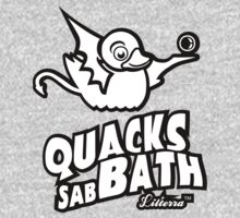 Quacks sabBath by lilterra.com One Piece - Long Sleeve