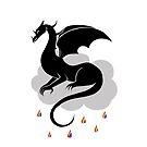 Dragon by sorakaji