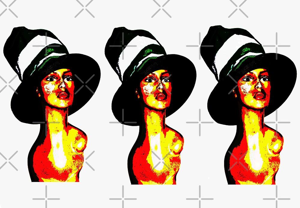 Warhol Wanna Be! by Heather Friedman