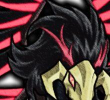 Blackwinged Dragon Icon - Yugioh! Sticker