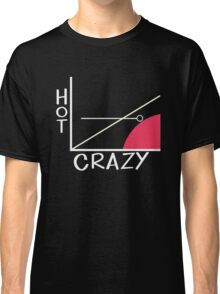 Crazy vs. Hot Classic T-Shirt