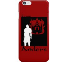 Team Anders iPhone Case/Skin