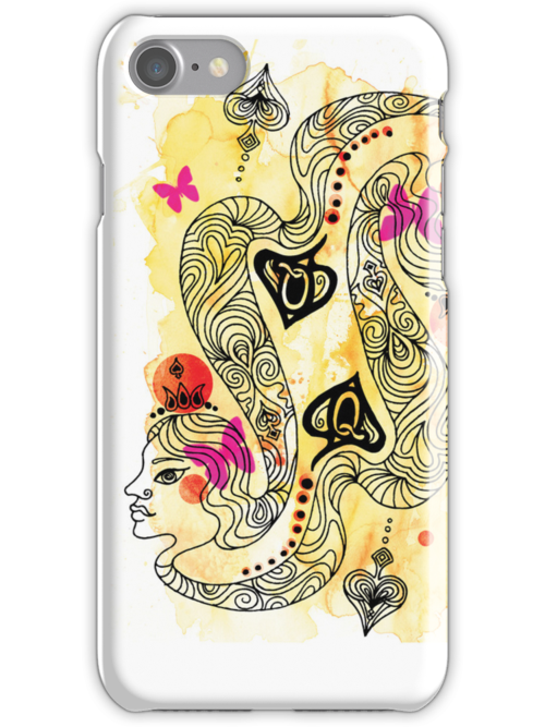 Queen of Spades by Divya Suvarna