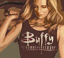 Buffy Season 8 by TPejoves