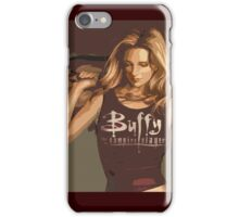Buffy Season 8 iPhone Case/Skin