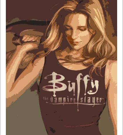 Buffy Season 8 Sticker