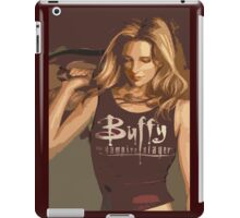 Buffy Season 8 iPad Case/Skin