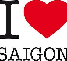 I ♥ SAIGON by eyesblau