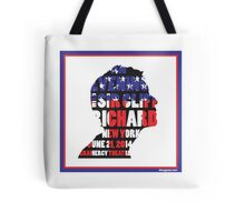 An Evening with Sir Cliff Richard Tote Bag