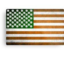 Irish American 015 Metal Print