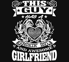 AWESOME GIRLFRIEND Unisex T-Shirt