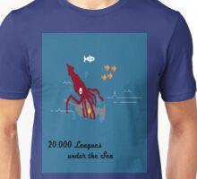 Squid vs Nautilus Unisex T-Shirt