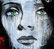 she wakes by Loui  Jover