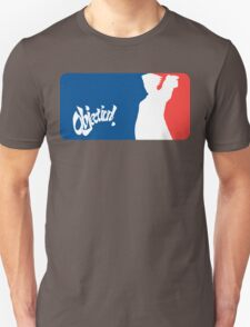 Major League Attorney: Objection Unisex T-Shirt