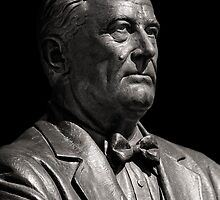 Franklin D. Roosevelt by Alex Preiss