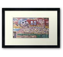 Gulliver's Travels Framed Print