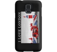 Big Ben and Union Jack Samsung Galaxy Case/Skin