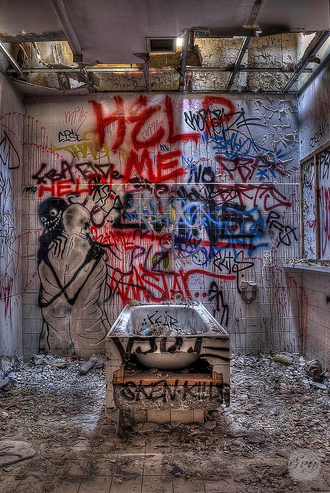 La Rundel Mental Asylum by seyuk
