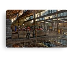 Bradmill Textiles Metal Print