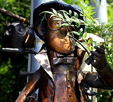 Japan Reloaded - The Tin Man by fenjay
