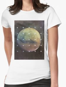 Mars To Be Womens Fitted T-Shirt