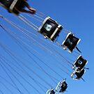 Sky chair by Timothy John Keegan