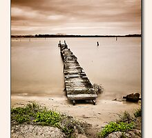Jetty 01 by kevin chippindall