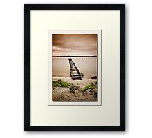 Jetty 01 Framed Print