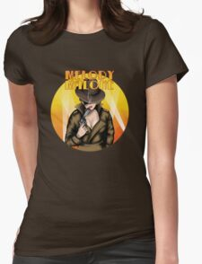 Melody Malone Womens Fitted T-Shirt