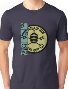 """""""Pape 2"""" for Wine Geeks Unisex T-Shirt"""
