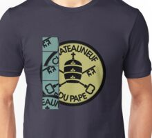 """Pape 2"" for Wine Geeks Unisex T-Shirt"