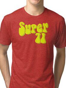 Super 71 - Yellow Tri-blend T-Shirt