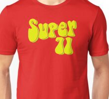Super 71 - Yellow Unisex T-Shirt
