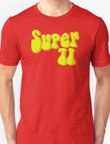 Super 71 - Yellow T-Shirt