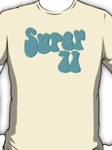 Super 71 - Blue T-Shirt