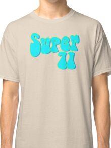 Super 71 - Blue Classic T-Shirt