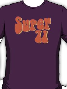 Super 71 - Orange T-Shirt