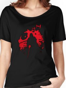 The Darth Star Women's Relaxed Fit T-Shirt