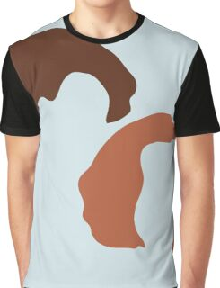 Skeptic and Believer Graphic T-Shirt