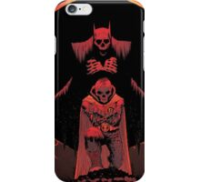 Batman & Robin iPhone Case/Skin